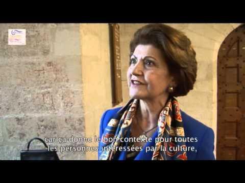 Interview de Androulla Vassiliou, Commissaire Européenne - Forum d'Avignon 2010