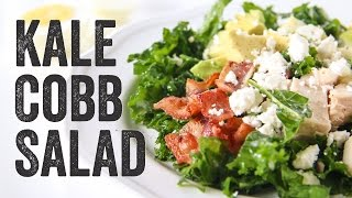 Kale Cobb Salad Recipe : Season 3, Ep. 10 - Chef Julie Yoon