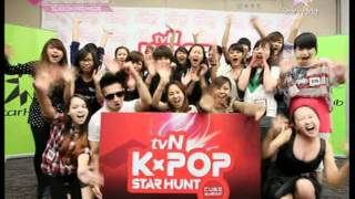 [Thaisub] TVN Kpop Star hunt (EP1) - Singapore Audition [2/7]