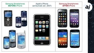 Samsung owes Apple $539 million for Copying iPhone thumbnail