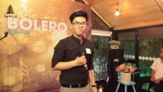 SBD BLR38 Nguyễn Vũ Ca với bài hát dự thi Ai Khổ Vì Ai