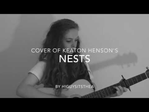 Cover of Keaton Henson's 'Nests'