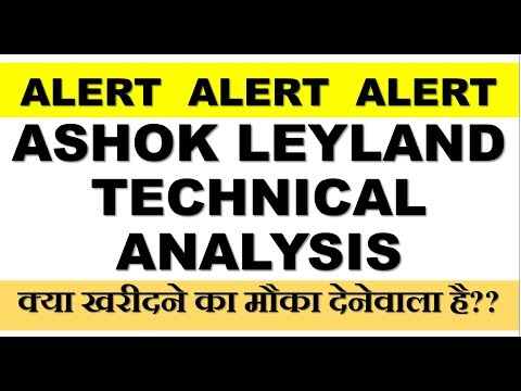 ASHOK LEYLAND TECHNICAL  ANALYSIS||multibagger stocks year for 2019