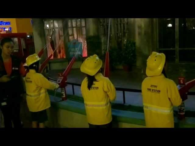 KidZania, Malaysia ~ 1st April 2012 Travel Video