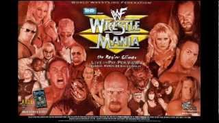 "WWE (WWF): WrestleMania XV Introduction Theme Song - ""Harrowsway"" - Holly Anderson"