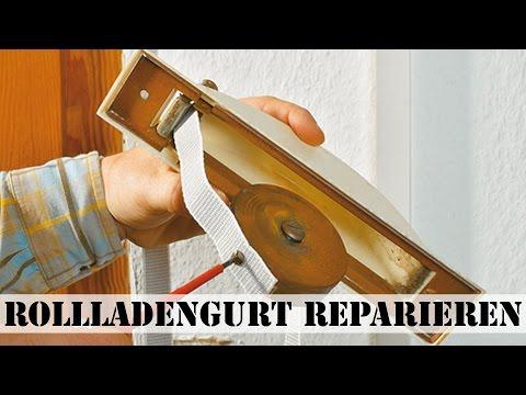 Rollladengurt reparieren