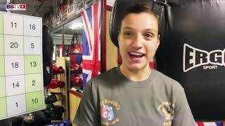 JADE TAYLOR: ON THE VERGE OF WORLD TITLE SHOT - EXPLAINS BIG OPPORTUNITY