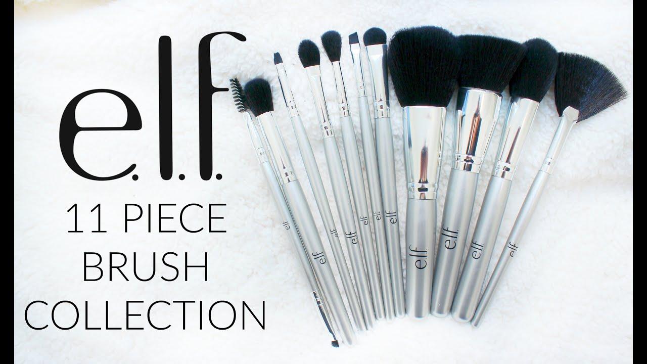 new makeup brushes. new makeup brushes
