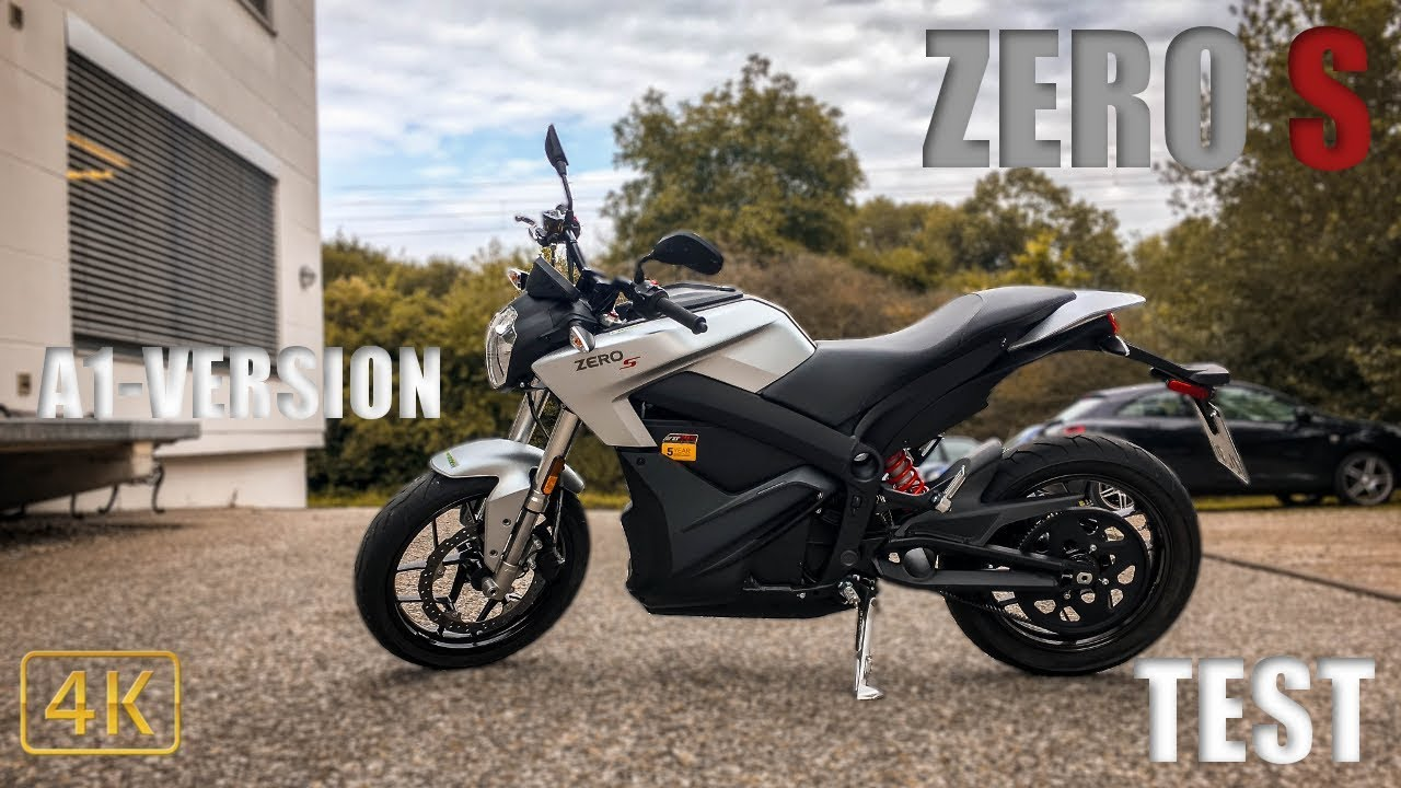 Zero S 11kw Test Krestes A1 Bike Ever