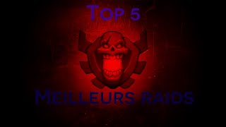 CLASH OF CLANS: Le TOP 5 des meilleurs raids !