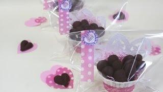 как сделать торт   Запеченный шоколад Валентина сердца   торт рецепт