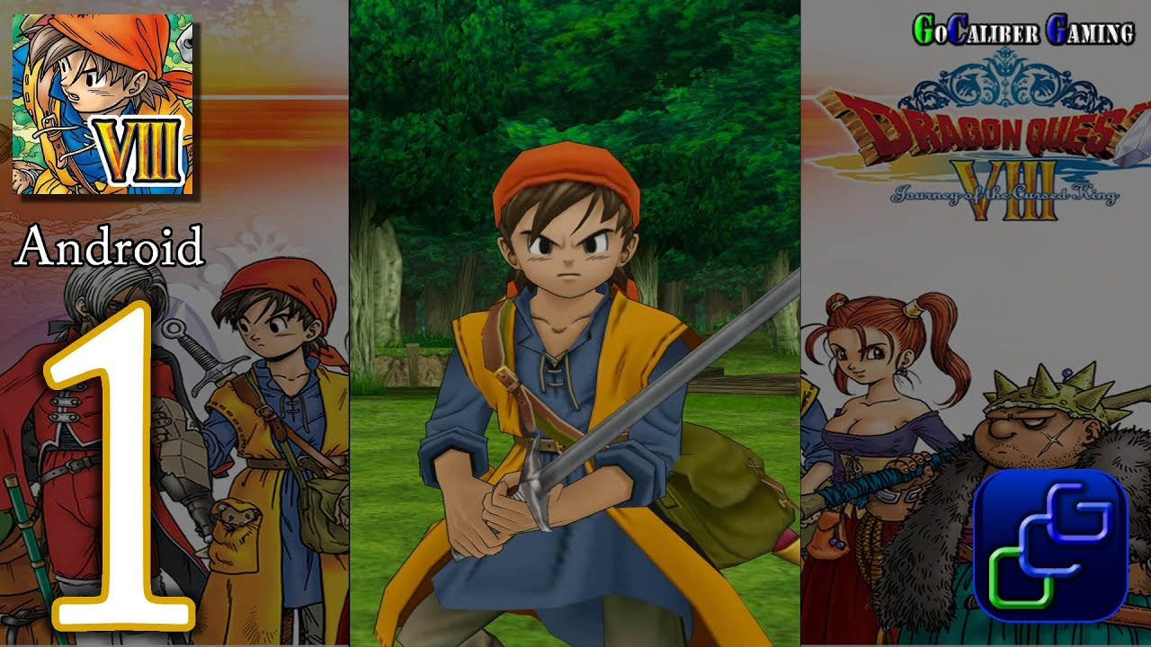 dragon quest 8 android requirements