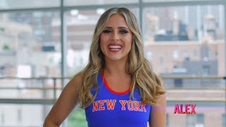 Knicks City Dancers Profile: Alex