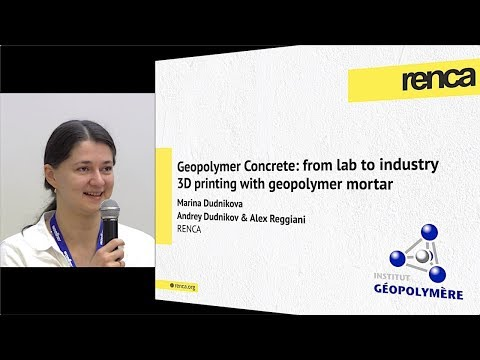 Geopolymer Concrete: From Lab To Industry