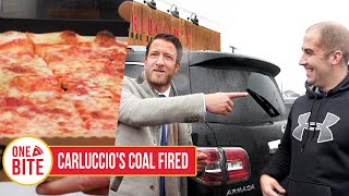 Barstool Pizza Review - Carluccio's Coal Fired Pizza (Northfield, NJ)
