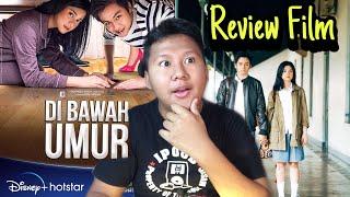 Review Film DIBAWAH UMUR (2020) | ANAK - ANAK YAKIN MAU NONTON? NANTI DULU DEH #DisneyPlusHotStar