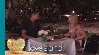 New Boy Mike's First Date | Love Island 2017