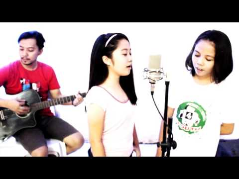 Deeply in Love (Hillsong) Cover by Abigail and Irish