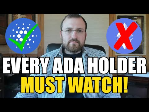 WHY CARDANO WILL HIT $40 AND FLIP ETHEREUM  Charles Hoskinson: The World Will Regret Not Buy ADA!