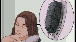 Cheveux fins : causes et aliments qui évitent leur chute