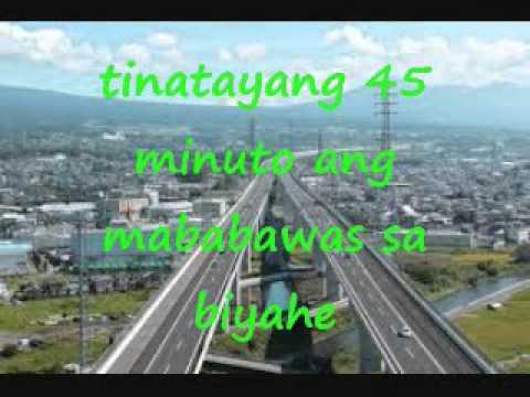 Munti-Cavite expressway, binuksan na ni PNoy, Munti-Cavite expressway bukas na.