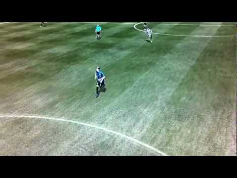 FIFA 12 - Funny Injury - Must see thumbnail