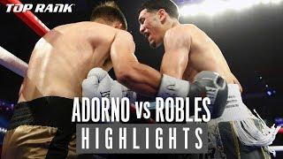 #SosaRhodes Fight Highlights | Jeremy Adorno vs. Fernando Robles