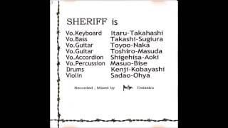 2000.11/12 / Sheriff / Live at ペーニャ 高橋イタル (vo.g.key) 備瀬...