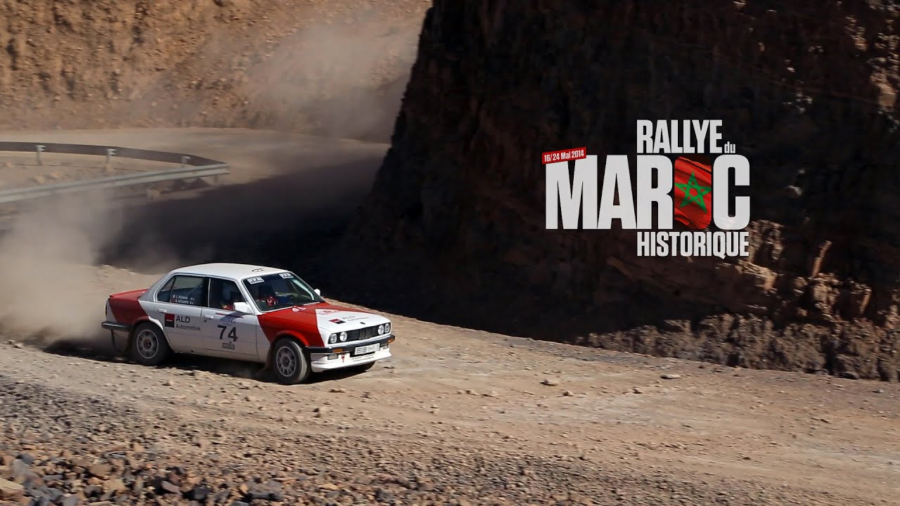 rallye du maroc historique 2014 bmw e30 325i n 74 youtube. Black Bedroom Furniture Sets. Home Design Ideas