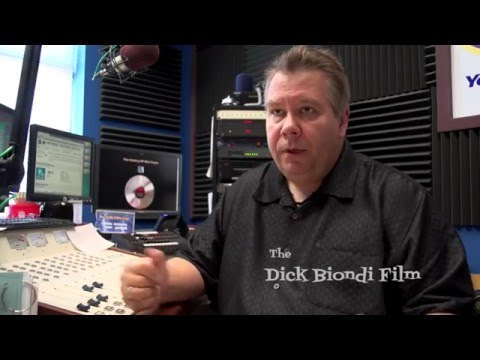 The Dick Biondi Film: Scott Childers - Preserving Radio History