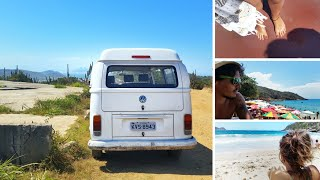 OFF-ROAD KOMBI DRIVING + LIVE BRAZILIAN MUSIC (BÚZIOS PART 2)