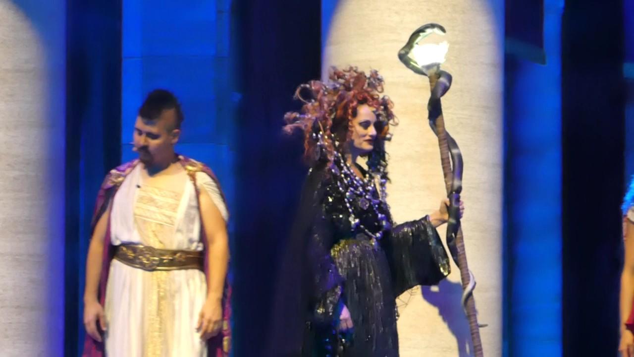 Divo nerone opera rock finale cast youtube - Divo nerone casting ...