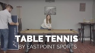 Tennis Table by EastPoint Sports