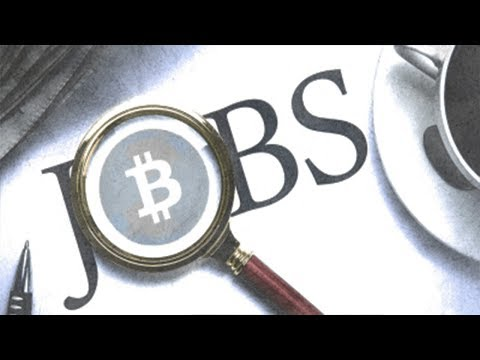 Cryptocurrency Career Opportunities - Markets Are DOWN, This Is GOOD!!