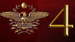 Прохождения Rome 2: Total War за Рим. 4 эпизод