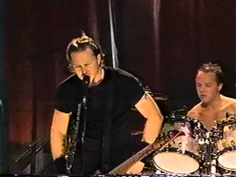 Metallica Garage Barrage Tour New York 1998 - 480p ver.
