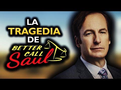 La TRAGEDIA de BETTER CALL SAUL