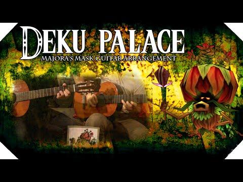 Deku Palace - Legend of Zelda - Guitar Arrangement
