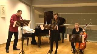 Божићни концерт и изложба наставника и сарадника Универзитета у Крагујевцу 2016, II део