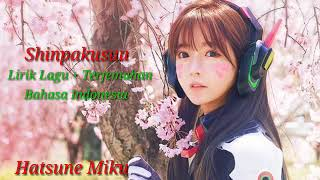 Lagu jepang romantis - shinpakusuu