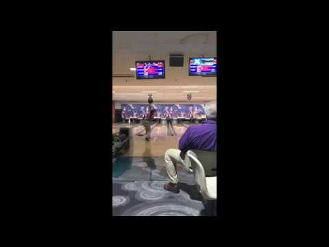 1/3/2018 Columbia Central High School's Cole Shackelford Bowls Perfect Game