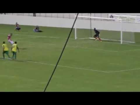 Gol de Puerto Rico a Guyana Francesa