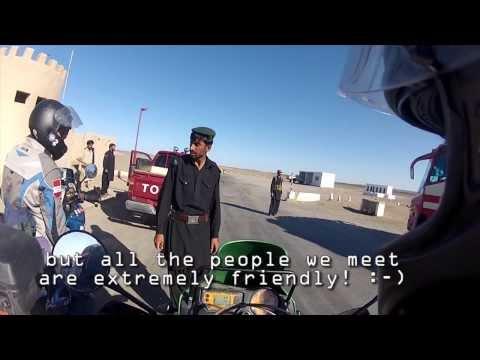 Crossing Pakistan - three weeks of adventure on a KTM 640