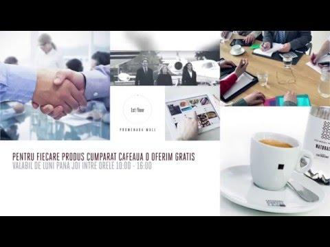 Costadoro Coffee Lab Business Lounge | Promenada Mall | Bucharest