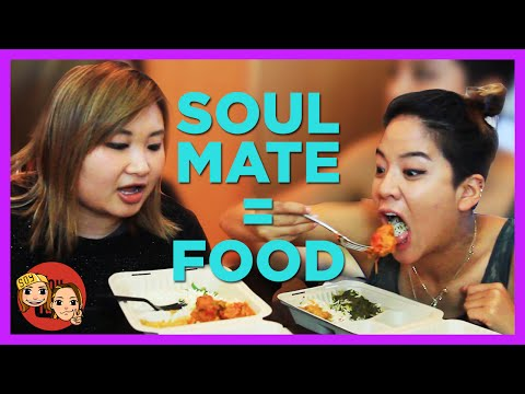 Definite Signs Your Soulmate is Food - Thursday Jackie & Soy