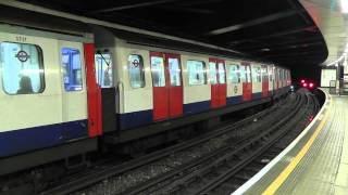 Circle Line C69 Stock 5503 @ Tower Hill