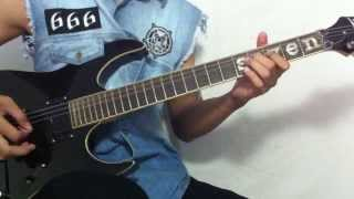 Pas Band - Jengah (Guitar Cover HD)