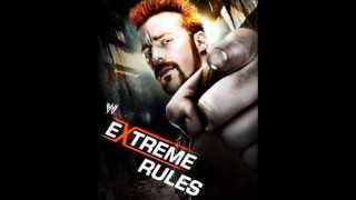 "WWE Extreme Rules 2013 Official Theme Song & Lyrics - ""Live It Up"" By Airbourne [HD]"