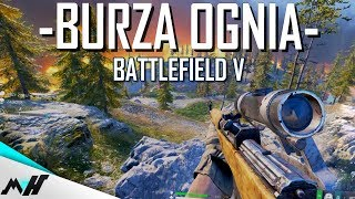 Battlefield 5 BURZA OGNIA - (Battle Royale) GAMEPLAY [PL]