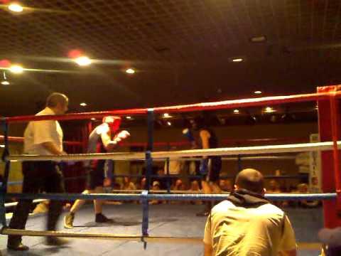 "Steven ""The Spartan"" innes first fight vs ian ""Bhumba"" Clarke"